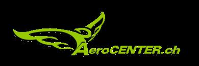 Logo aero-center.ch